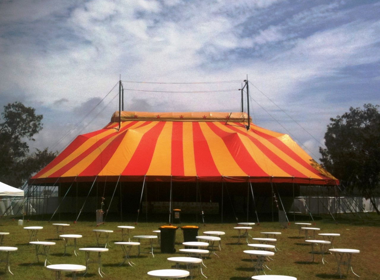 27m Big Top 012 : circus tent for hire - memphite.com